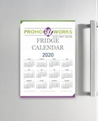 Fridge Calendars - Be seen all year round